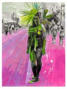 Cosmo Whyte, Breadfruit, 2020